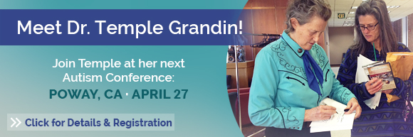 Temple Grandin Conference Poway CA