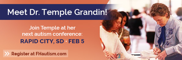 Temple Grandin Conference San Diego