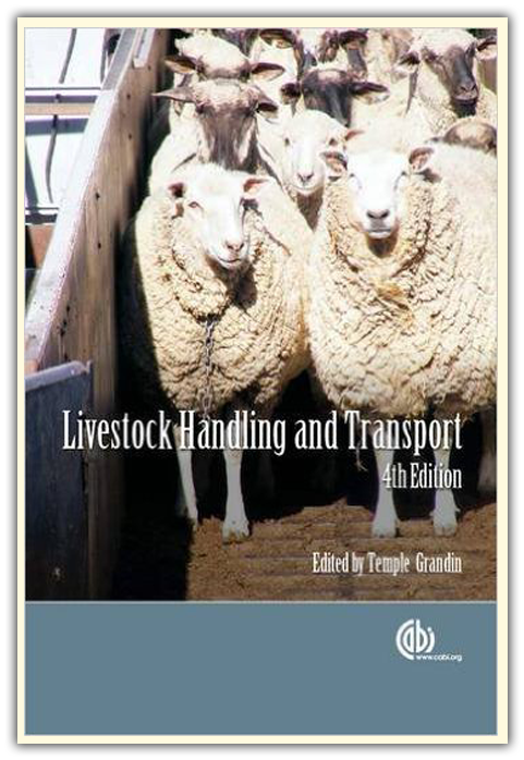 Temple Grandin - Livestock Handling and Transport
